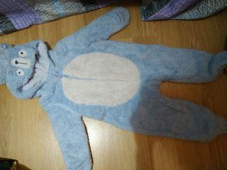Buzo + saco dormir bebe 12-18 m