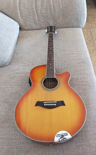 Guitarra electroacústica Rochester