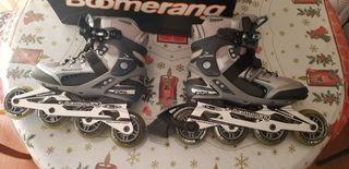 Patines Roller (4 ruedas) talla 36