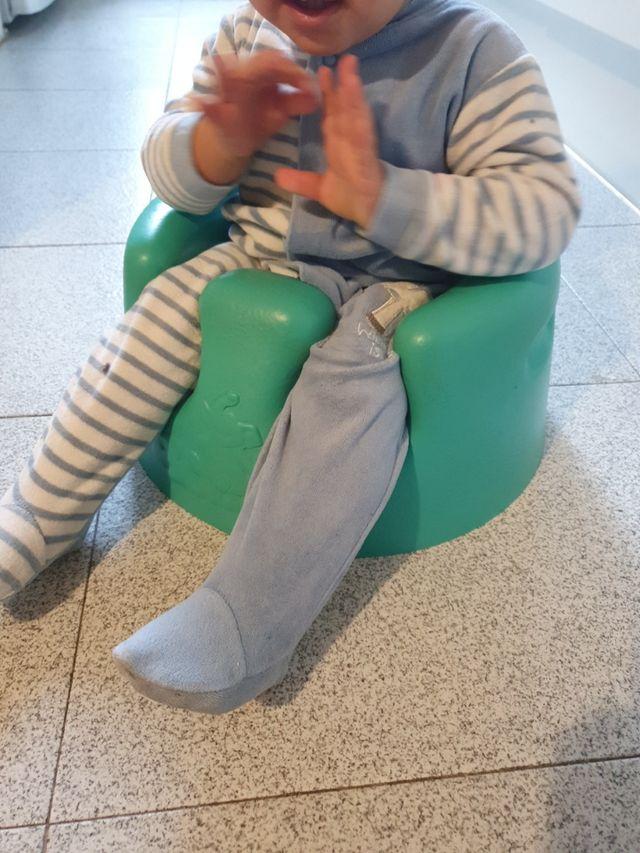 Asiento bebé bumbo silla atrapa niños