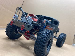 Crawler RC -NO CAMBIO-