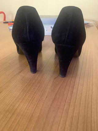 Zapatos tacon Yanko