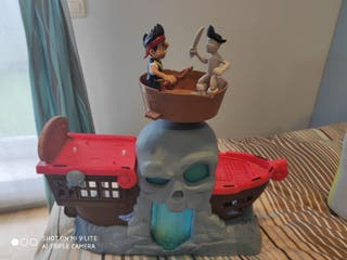 barco pirata de jacke nuevo