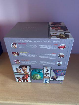 Peliculas dvd de disney pixar