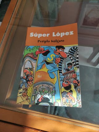Superlopez Periplo Bulgaro