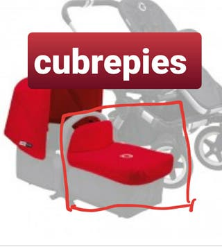 cubrepies bugaboo donkey