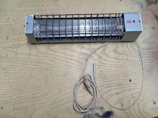 Radiador calefactor de baño