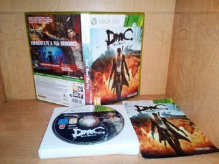 DMC Devil May Cry (2013) xbox360