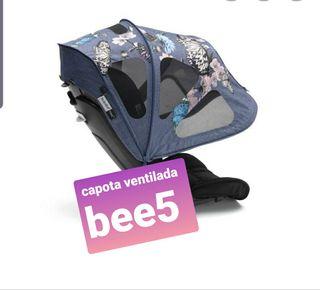 capota ventilada bugaboo bee5 botánico