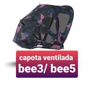 capota ventilada bugaboo bee