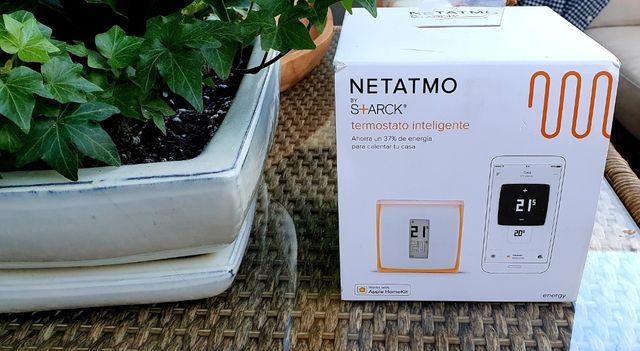 Netatmo, termostato inteligente