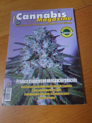 2 Cannabis Magazine por 5€ las dos