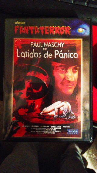 DVD LATIDOS DE PÁNICO