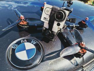 dron freestyle/carreras
