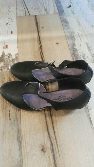 Zapato baile Roberto Garrido