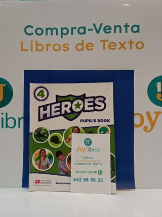 Heroes 4° Primaria Macmillan