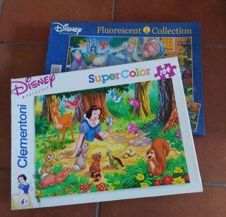 Puzzles de Disney