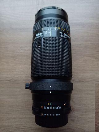 Nikkor 75-300 mm f/4.5-5.6 AF Nikon