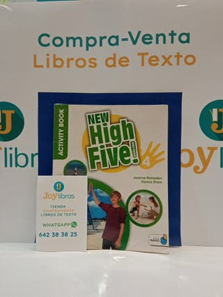 New High Five English 4° Primaria Macmillan