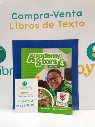 Academy Stars PB 4° Primaria Macmillan