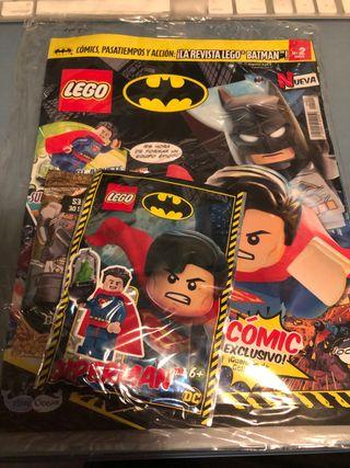 Revista Lego Batman n. 2