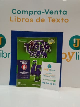 Team Tiger 4° Primaria Macmillan