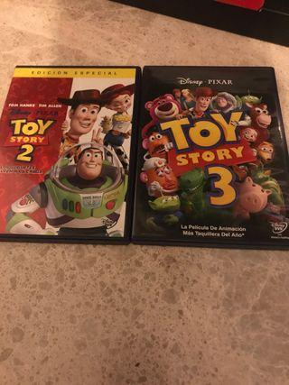 Pack Toy Story - Disney Pixar