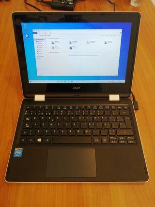 Ordenador portátil 11'' Convertible en Tablet