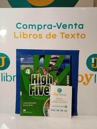 High Five English PB 4° Primaria Macmillan
