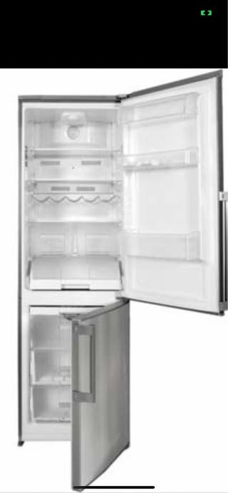 Interior Frigo y congelador Teka
