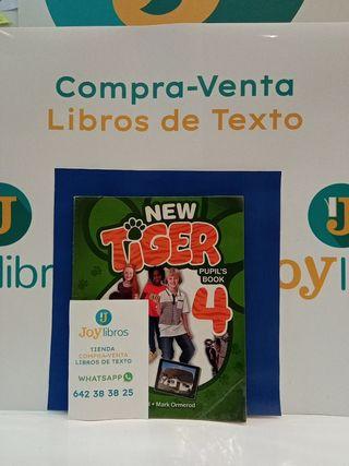 New Tiger 4° Primaria Macmillan