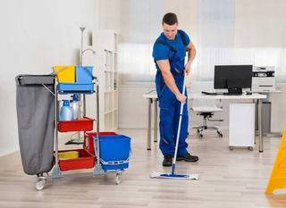 busco trabajo limpieza
