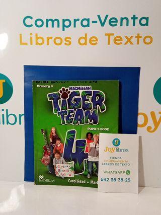 Tiger team 4° Primaria Macmillan