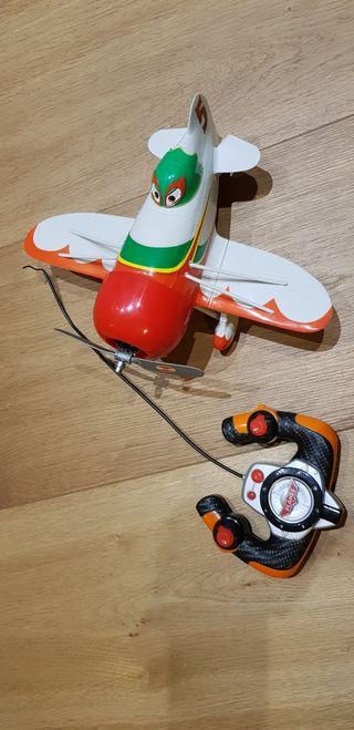 Avión Radio Control Chupacabra de Disney