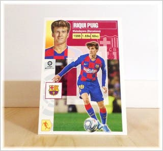Riqui Puig Liga Este 2020-21 Barcelona