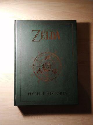 Libro de historia de Hyrule