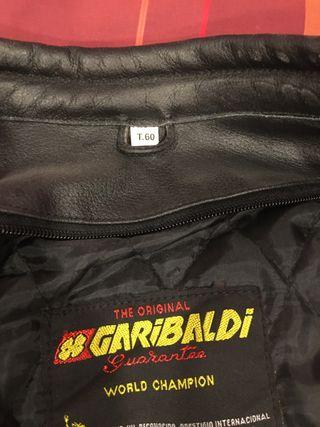 Chaqueta de moto Garibaldi talla 60
