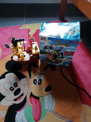 Barco pirata laberinto