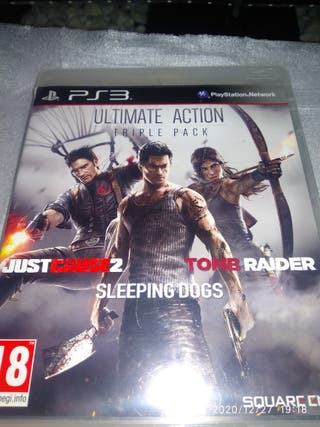 PS3 triple pack