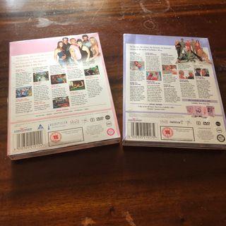 Footballers' Wives Season 1 & 2 Dvds