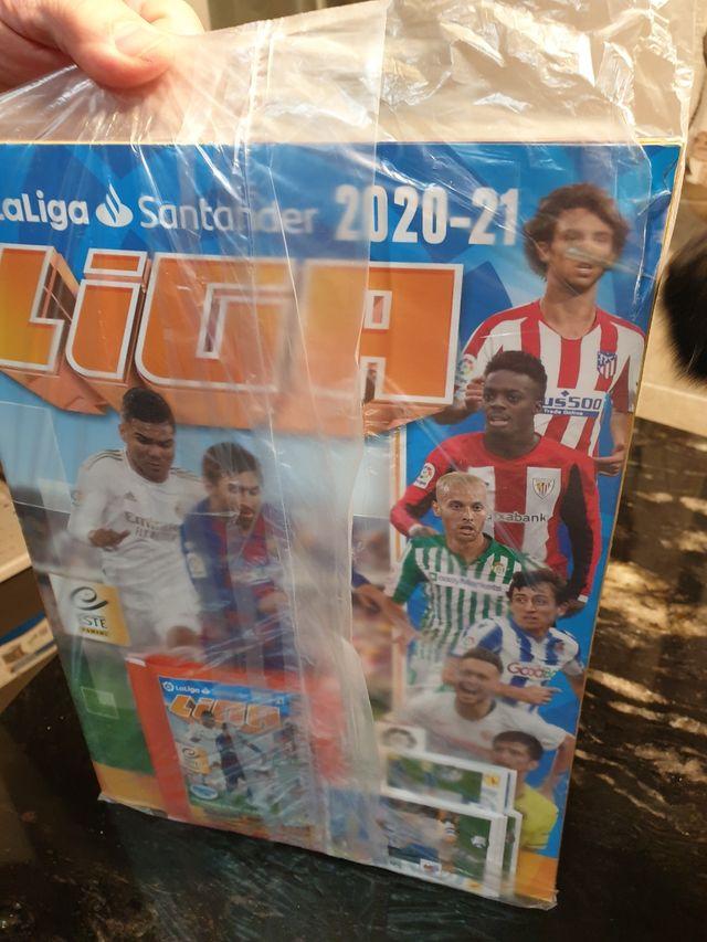 Album La Liga Santander 2020/21
