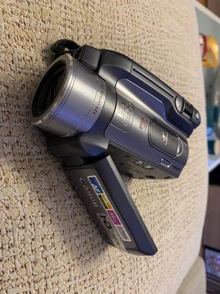 Videocámara Canon HD HG20