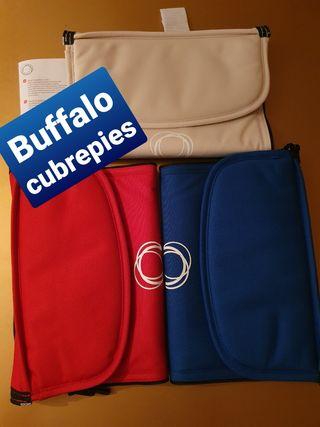 cubrepies bugaboo buffalo