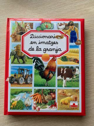 Diccionari en imatges de la granja. Panini