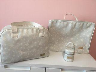 Juego de maletas para bebes cambrass