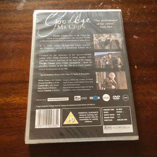 Goodbye Mr Chips Dvd New