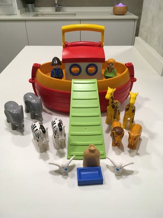 Arca de Noé Playmobil 123 completo (6765)