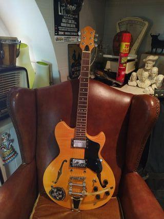 Guitarra Semicaja Rockanrolera