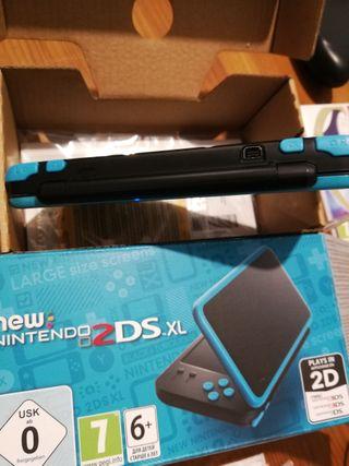 New 2dsXL muy nueva