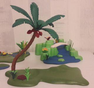 Palmera Belén Playmobil